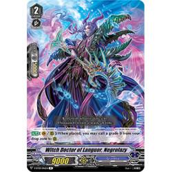 CFV V-BT09/046EN R Witch Doctor of Languor, Negrolazy