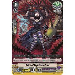 CFV V-BT09/070EN C Alice of Nightmareland