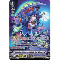 CFV V-BT09/SP02EN SP Vampire Princess of Night Fog, Nightrose