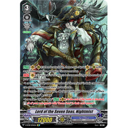 CFV V-BT09/SP14EN SP Lord of the Seven Seas, Nightmist