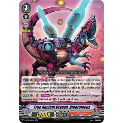 CFV V-BT10/009EN RRR True Ancient Dragon, Bladromeus