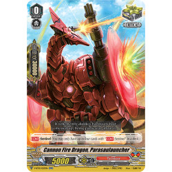 CFV V-BT10/023EN RR Cannon Fire Dragon, Parasaulauncher