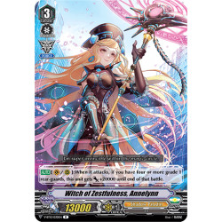 CFV V-BT10/030EN R Witch of Zestfulness, Annelynn