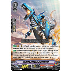CFV V-BT10/036EN R Darting Dragon, Bluesprint