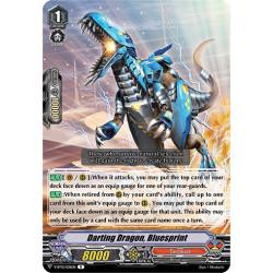 CFV V-BT10/036EN R Darting Dragon, Bluesprint
