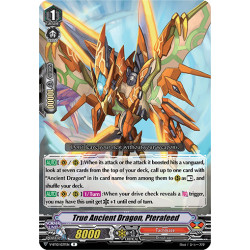 CFV V-BT10/037EN R True Ancient Dragon, Pterafeed
