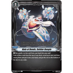 CFV V-BT10/047EN R Halo of Bonds, Solidar Bangle