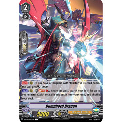 CFV V-BT10/050EN C Dumphood Dragon