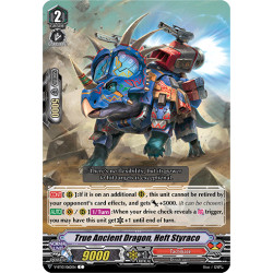 CFV V-BT10/060EN C True Ancient Dragon, Heft Styraco