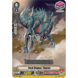CFV V-BT10/068EN C Pack Dragon, Tinyrex