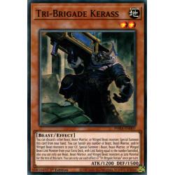 YGO PHRA-EN007 SuR Tri-Brigade Kerass