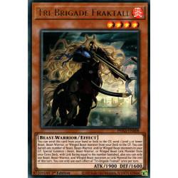 YGO PHRA-EN008 UR Tri-Brigade Fraktall
