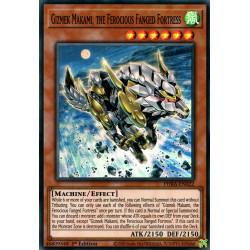 YGO PHRA-EN022 SuR Gizmek Makami, the Ferocious Fanged Fortress