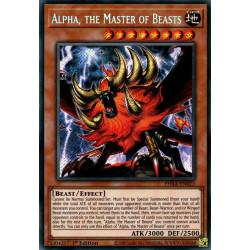 YGO PHRA-EN023 SeR Alpha, the Master of Beasts