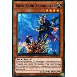 YGO PHRA-EN025 SuR Rock Band Xenoguitar