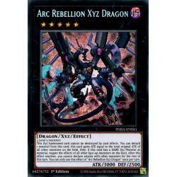 YGO PHRA-EN041 SeR Arc Rebellion Xyz Dragon