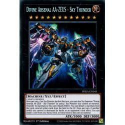 YGO PHRA-EN045 SeR Divine Arsenal AA-ZEUS - Sky Thunder