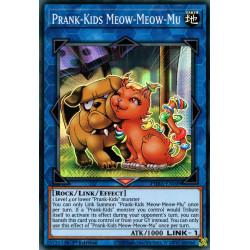 YGO PHRA-EN049 SuR Prank-Kids Meow-Meow-Mu