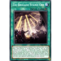 YGO PHRA-EN052 C Tri-Brigade Stand-Off