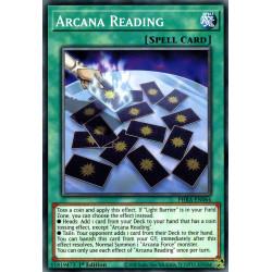 YGO PHRA-EN064 C Arcana Reading