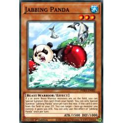 YGO PHRA-EN082 C Jabbing Panda