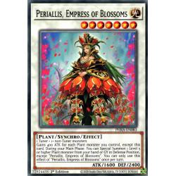 YGO PHRA-EN083 C Periallis, Empress of Blossoms