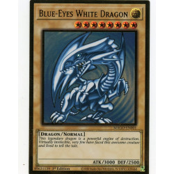 YGO MAGO-EN001 Gold Rare Blue-Eyes White Dragon