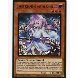 YGO MAGO-EN010 Gold Rare Ghost Reaper & Winter Cherries