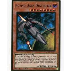 YGO MAGO-EN014 Gold Rare Kozmo Dark Destroyer
