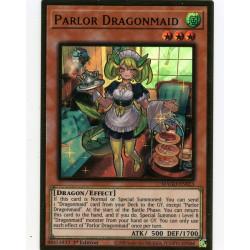 YGO MAGO-EN023 Gold Rare Parlor Dragonmaid