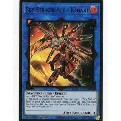 YGO MAGO-EN038 Gold Rare Sky Striker Ace - Kagari