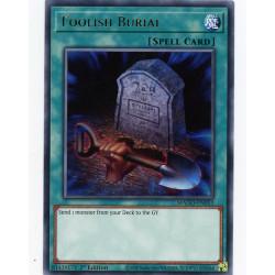 YGO MAGO-EN053 R Foolish Burial