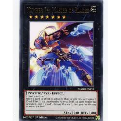 YGO MAGO-EN058 R Number 74: Master of Blades