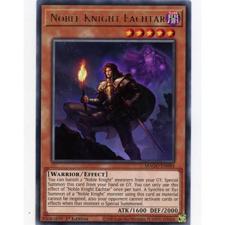 YGO MAGO-EN084 R Noble Knight Eachtar