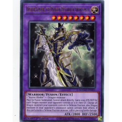 YGO MAGO-EN101 R Buster Blader, the Dragon Destroyer Swordsman