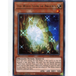 YGO MAGO-EN125 R The White Stone of Ancients