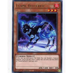 YGO MAGO-EN127 R Flame Bufferlo