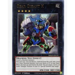 YGO MAGO-EN131 R Gear Gigant X