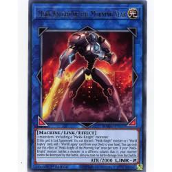YGO MAGO-EN137 R Mekk-Knight of the Morning Star