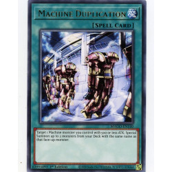 YGO MAGO-EN140 R Machine Duplication