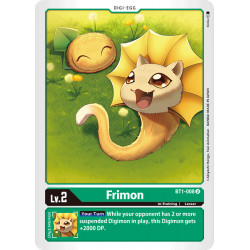 BT1-008 U Frimon Digi-Egg