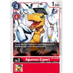 BT1-011 C Agumon Expert Digimon
