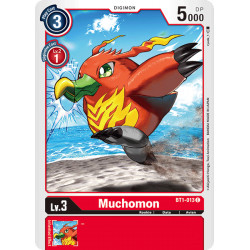 BT1-013 C Muchomon Digimon