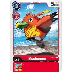 BT1-013 C Muchomon Digimon