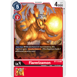 BT1-018 C Flarerizamon Digimon