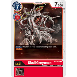 BT1-023 R SkullGreymon Digimon