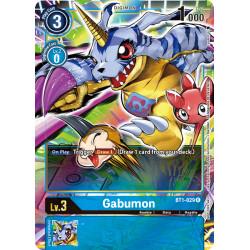 BT1-029 R Gabumon Digimon...