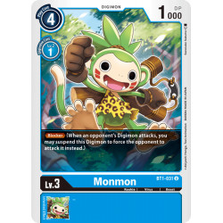 BT1-031 U Monmon Digimon