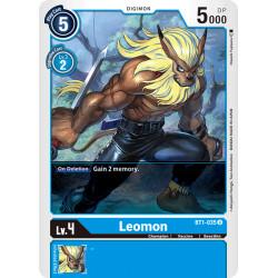 BT1-035 U Leomon Digimon