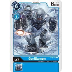 BT1-037 C Gorillamon Digimon